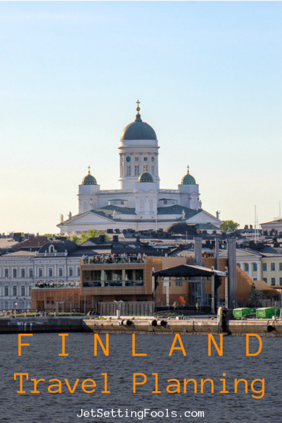 Finland Travel Planning by JetsettingFools.com