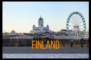 Finland Travel Guides Page by JetSettingFools.com