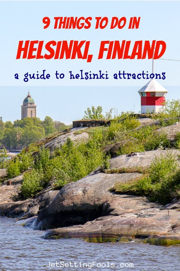 Guide to Helsinki Attractions by JetSettingFools.com