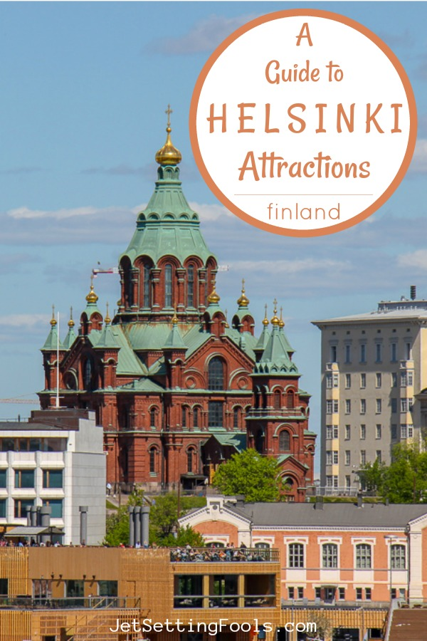 Guide to Helsinki, Finland Attractions by JetSettingFools.com