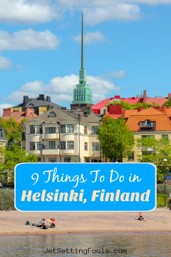 Things To do in Helsinki by JetSettingFools.com