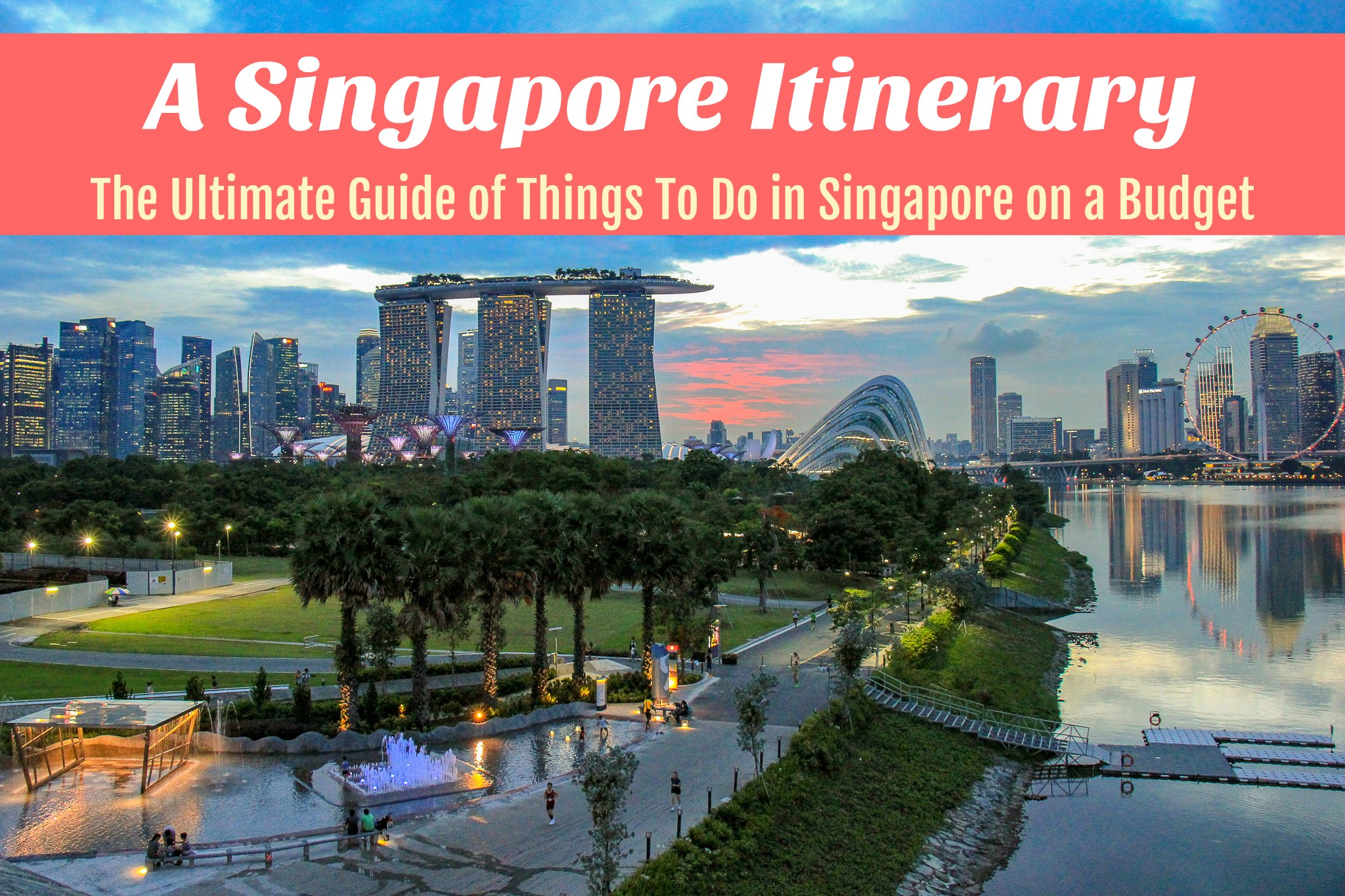 15 marina bay singapore attractions a walking tour of the marina