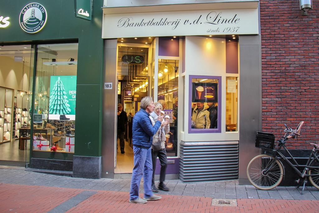 Van der Linde Ice Cream, Amsterdam, Netherlands