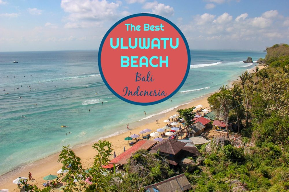 The Best Uluwatu Beach for your Bali Trip, Indonesia by JetSettingFools.com