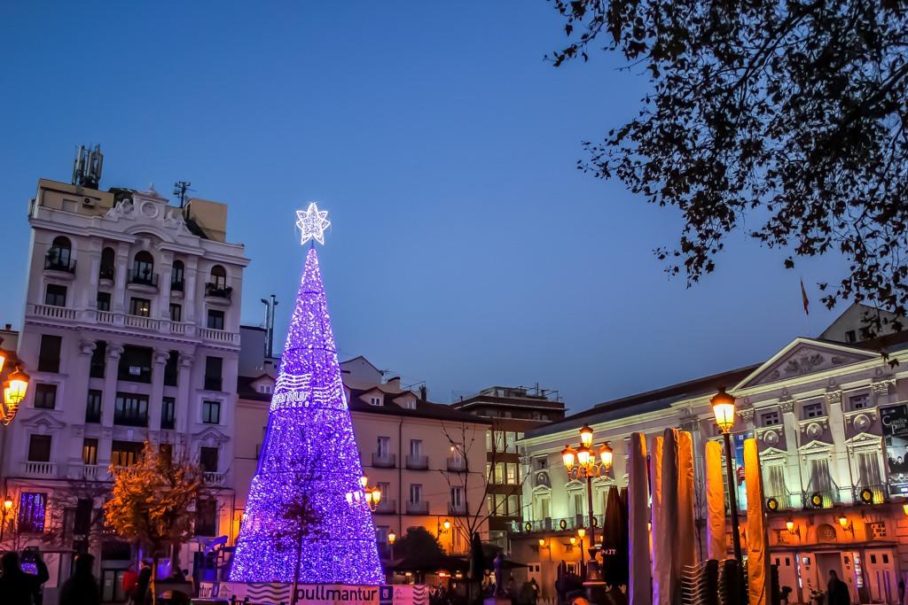 Plaza De Santa Ana, Madrid, Spain