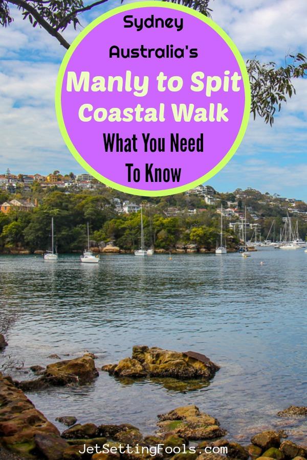 Sydney Australia Manly to Spit Coastal Walk by JetSettingFools.com