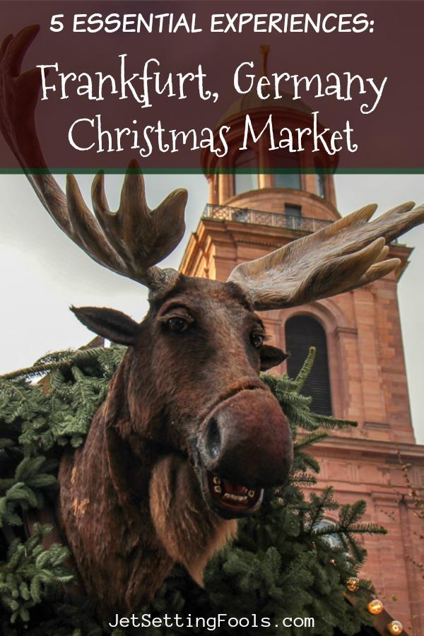 5 Essential Experiences Frankfurt Germany Christmas Market by JetSettingFools.com