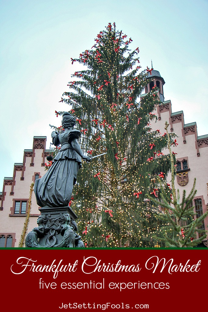 Five Essential Experiences at Frankfurt Christmas Market by JetSettingFools.com