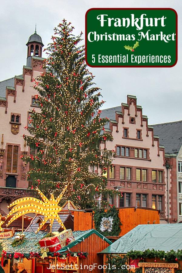 Frankfurt Christmas Market by JetSettingFools.com