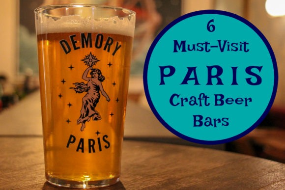 6 Must-Visit Paris Craft Beer Bars by JetSettingFools.com