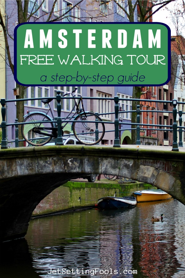 Amsterdam Free Walking Tour by JetSettingFools.com