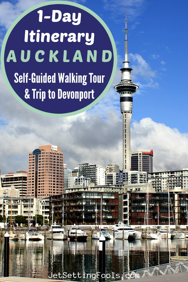 One Day Auckland Itinerary Walking Tour and Devonport by JetSettingFools.com