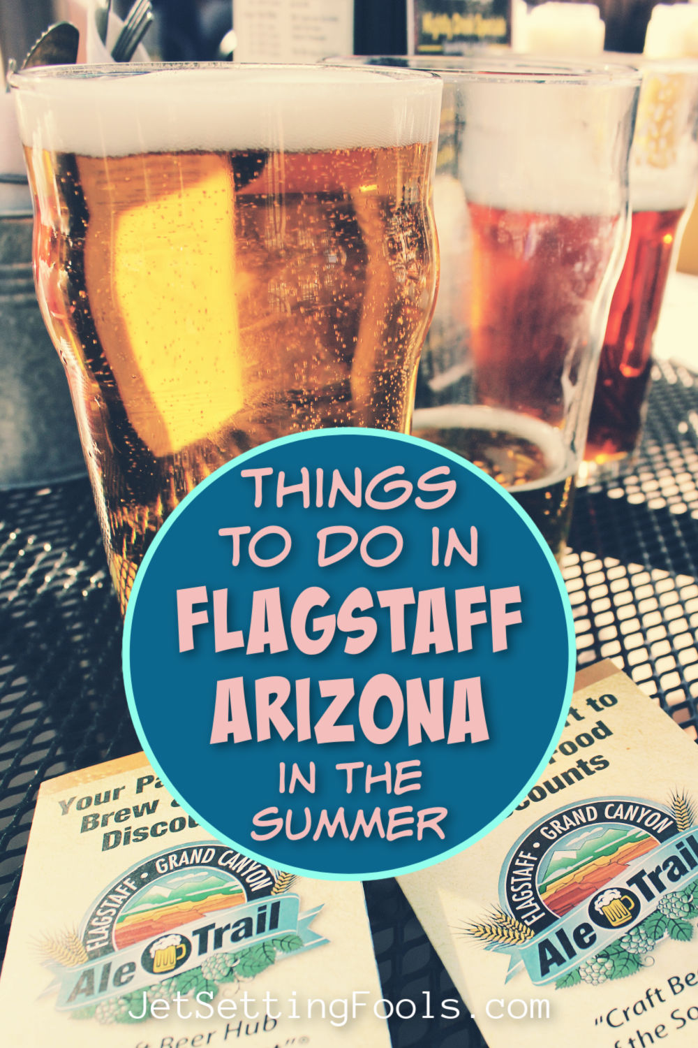Things to Do in Flagstaff in Summer by JetSettingFools.com