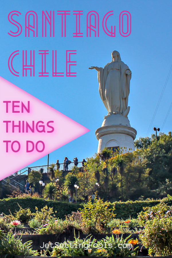 10 Santiago Things To Do by JetSettingFools.com