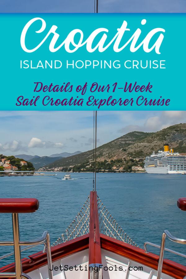 Sail Croatia Island Hopping Cruise Explorer by JetSettingFools.com
