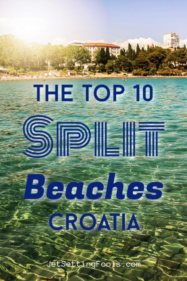 The Top 10 Beaches in Split, Croatia
