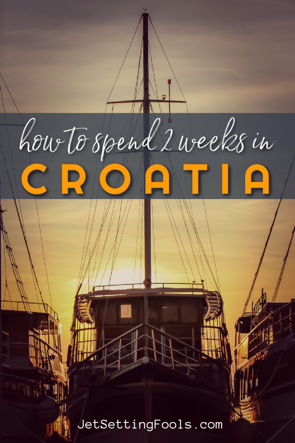 How To Spend 2 Weeks in Croatia by JetSettingFools.com