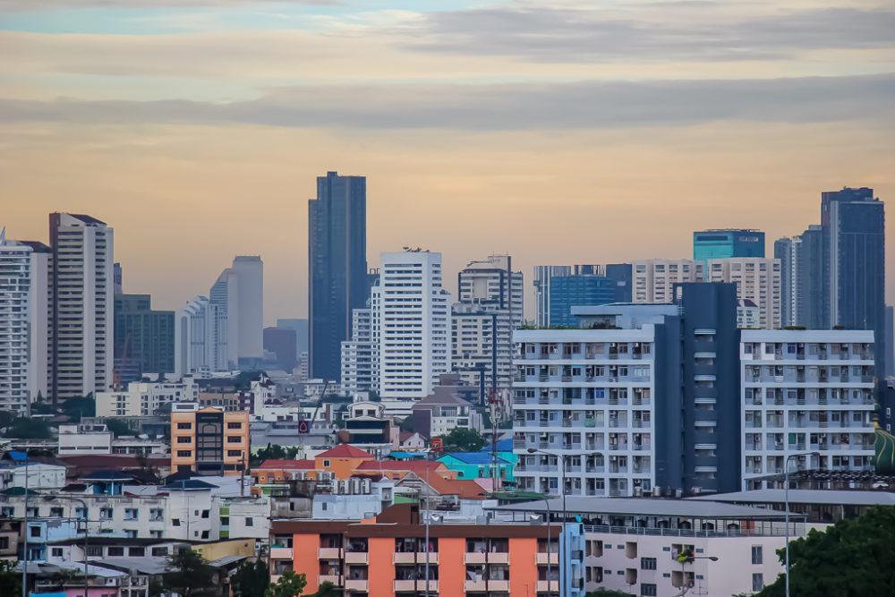 On Nut Sky Line, Bangkok, Thailand