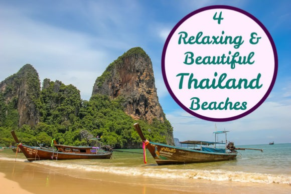 Thailand Beaches 4 Relaxing and Beautiful Thai Beaches by JetSettingFools.com