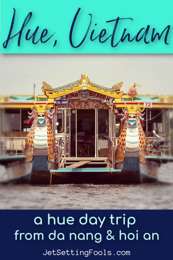 Da Nang to Hue Day Trip by JetSettingFools.com