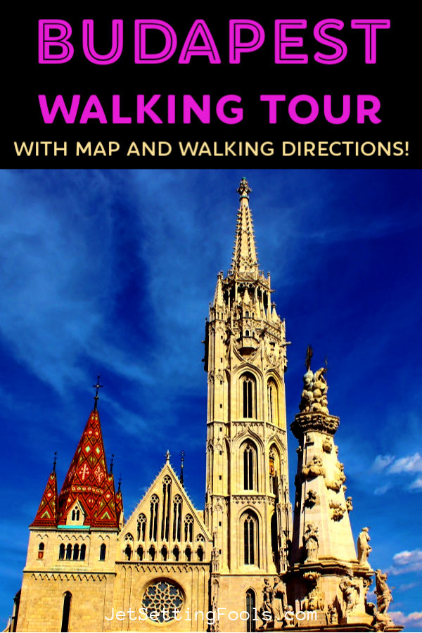Free, DIY Walking Tour of Budapest by JetSettingFools.com