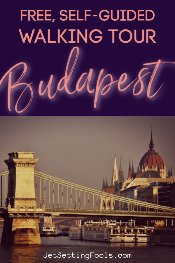 Free Walking Tour Budapest by JetSettingFools.com