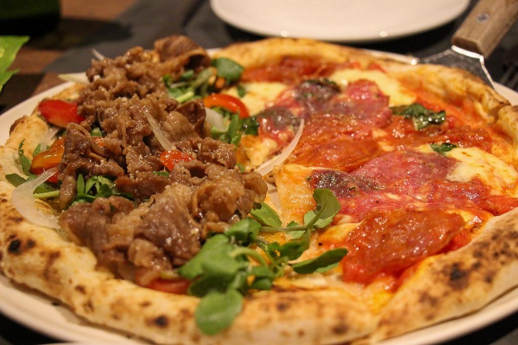 Best Place to satisfy Pizza craving, Pizza 4Ps, Saigon, HCMC, Vietnam