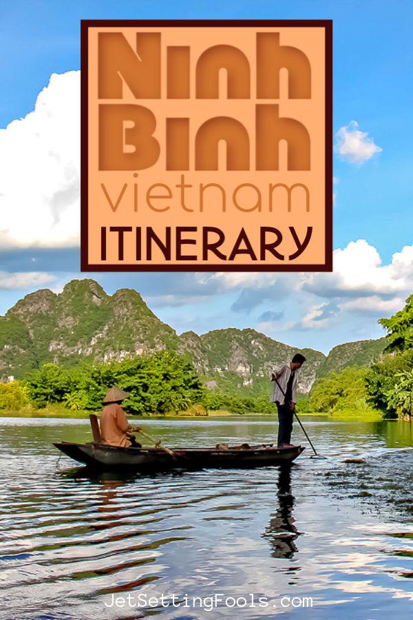Ninh Binh Itinerary by JetSettingFools.com