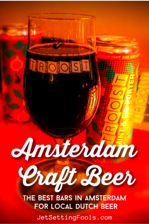 Amsterdam Craft Beer by JetSettingFools.com