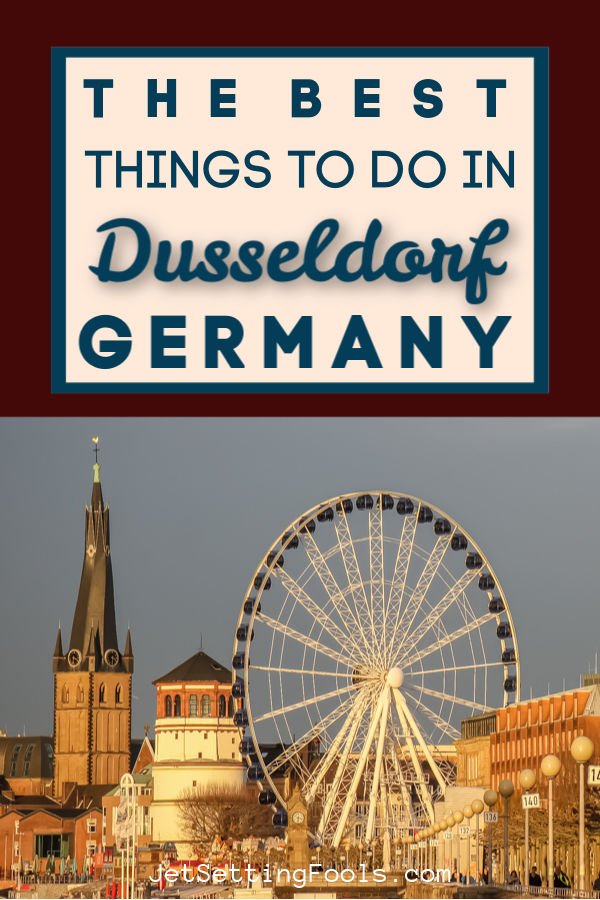 Best Things to do in Dusseldorf, Germany by JetSettingFools.com