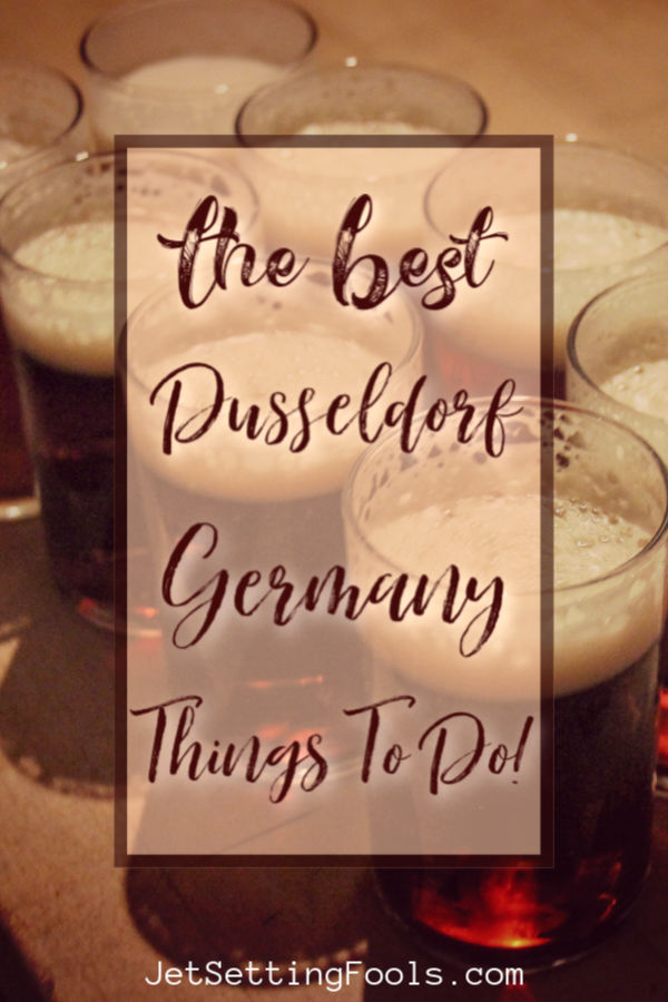 Dusseldorf Things To Do by JetSettingFools.com