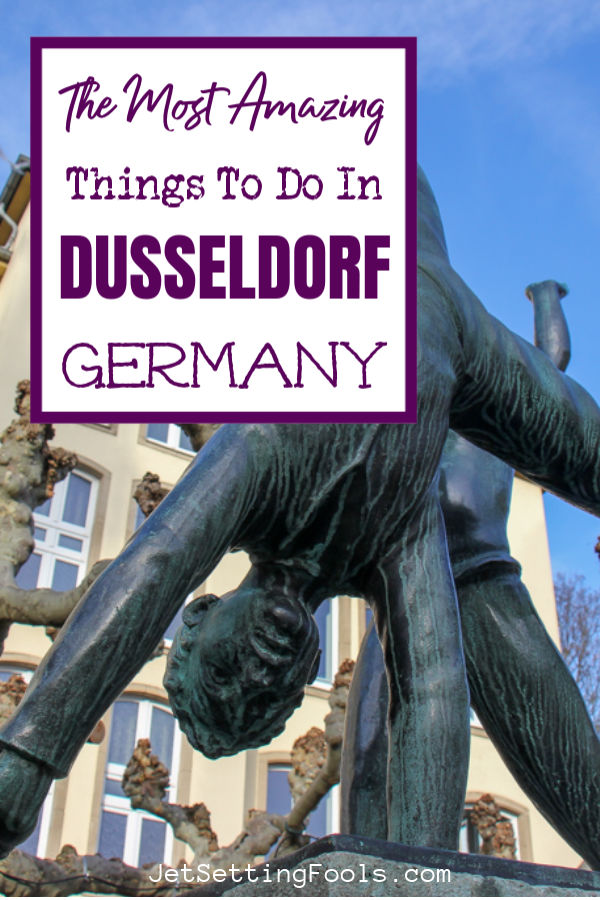Most Amazing Things To Do in Dusseldorf by JetSettingFools.com