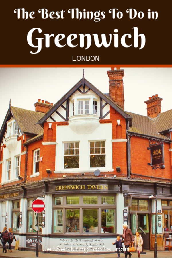 Best Things To Do In Greenwich London by JetSettingFools.com