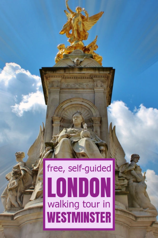 Free Self Guided London Walking Tour by JetSettingFools.com