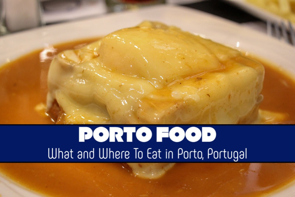 Porto Food: What and Where To Eat in Porto, Portugal by JetSettingFools.com