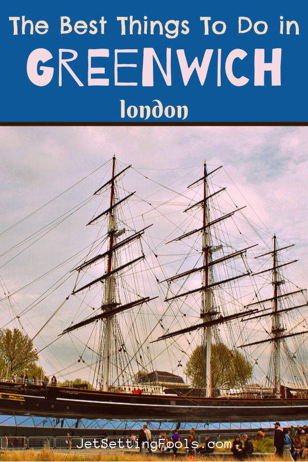 Things To Do on a Day Trip to Greenwich by JetSettingFools.com