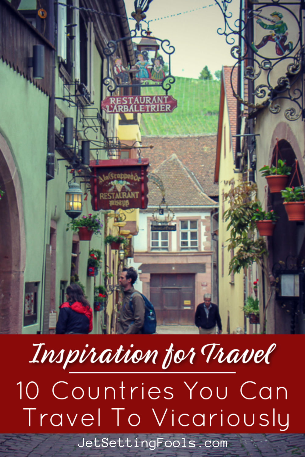 Inspiration for Travel by JetSettingFools.com
