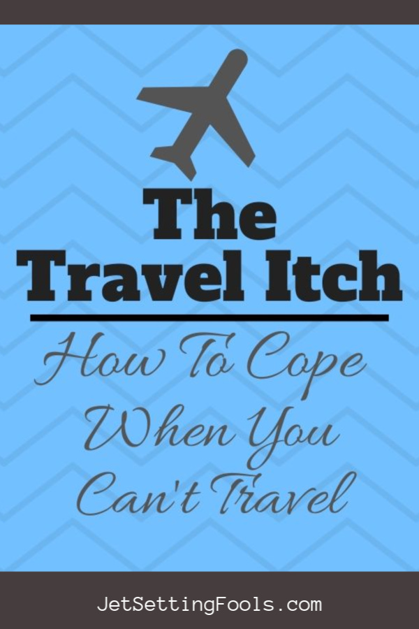 The Travel Itch by JetSettingFools.com