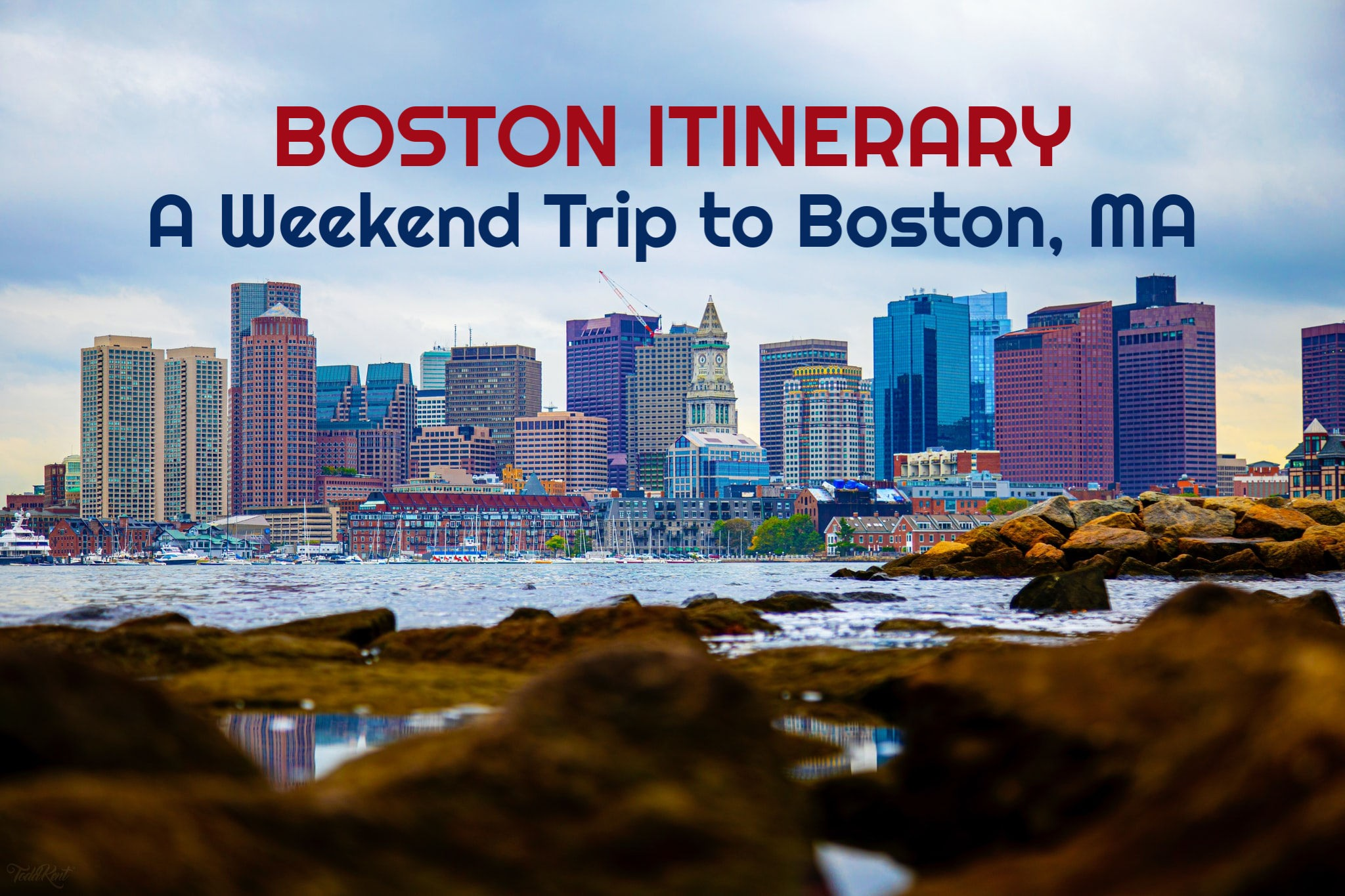 Boston Itinerary A Weekend Trip to Boston, MA by JetSettingFools.com
