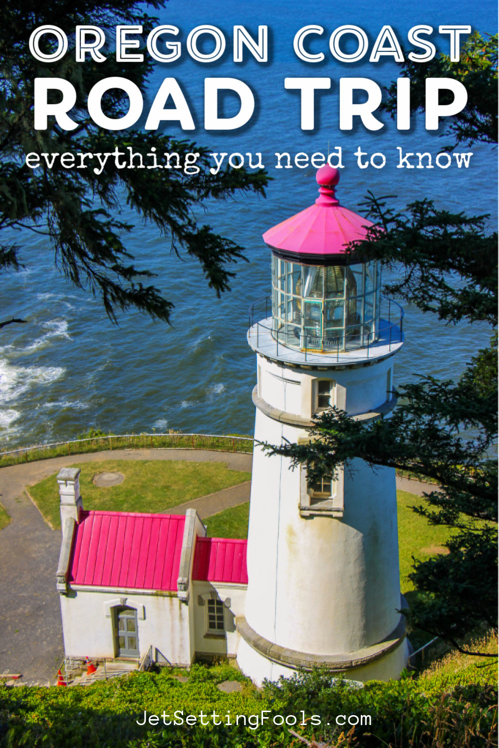 Oregon Coast Road Trip Everything You Need to Know by JetSettingFools.com