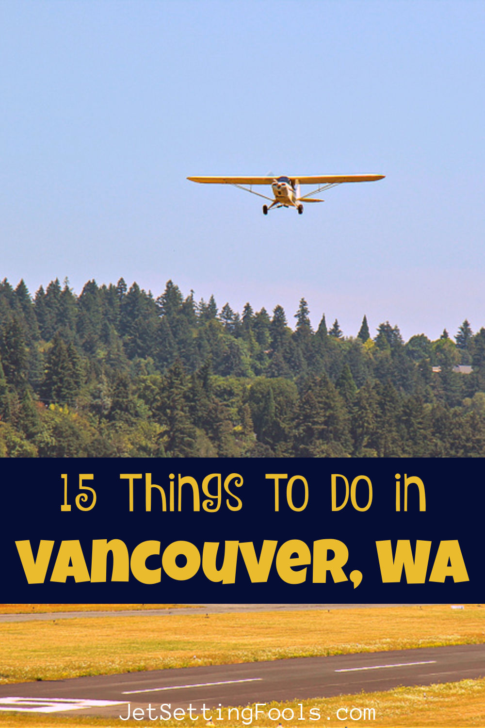 15 Things To Do in Vancouver, WA by JetSettingFools.com