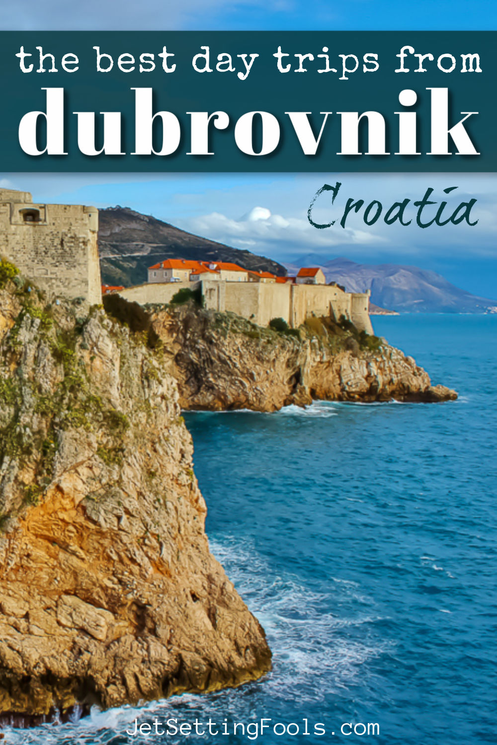 Best Dubrovnik Day Trips by JetSettingFools.com