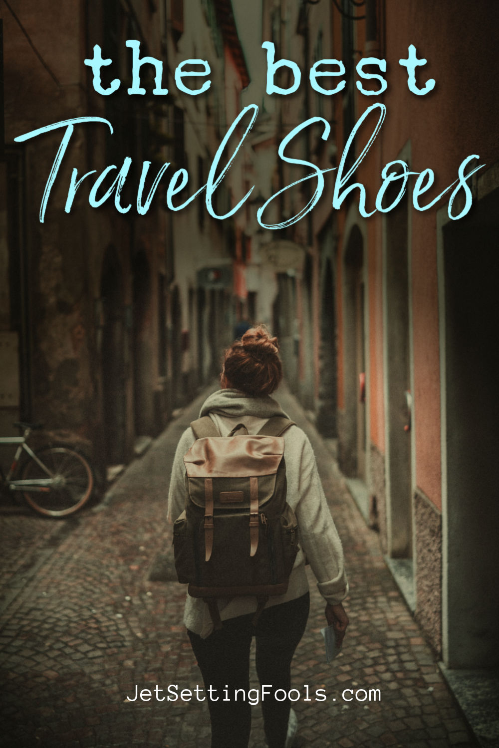 Best Travel Shoes by JetSettingFools.com