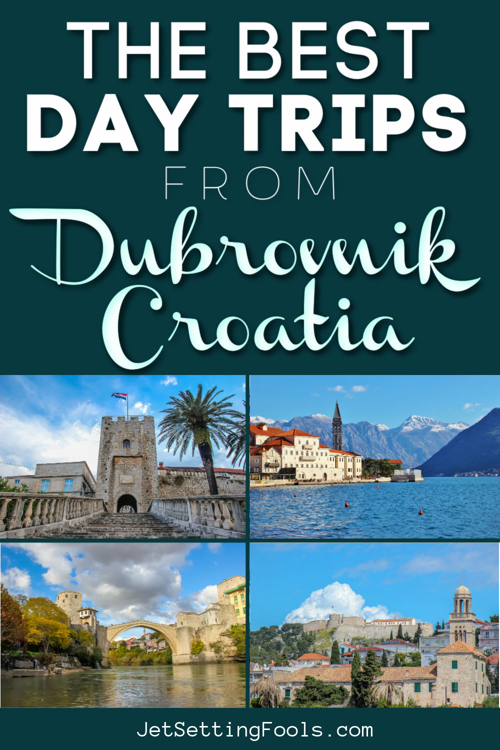 The Best Dubrovnik Day Trips by JetSettingFools.com