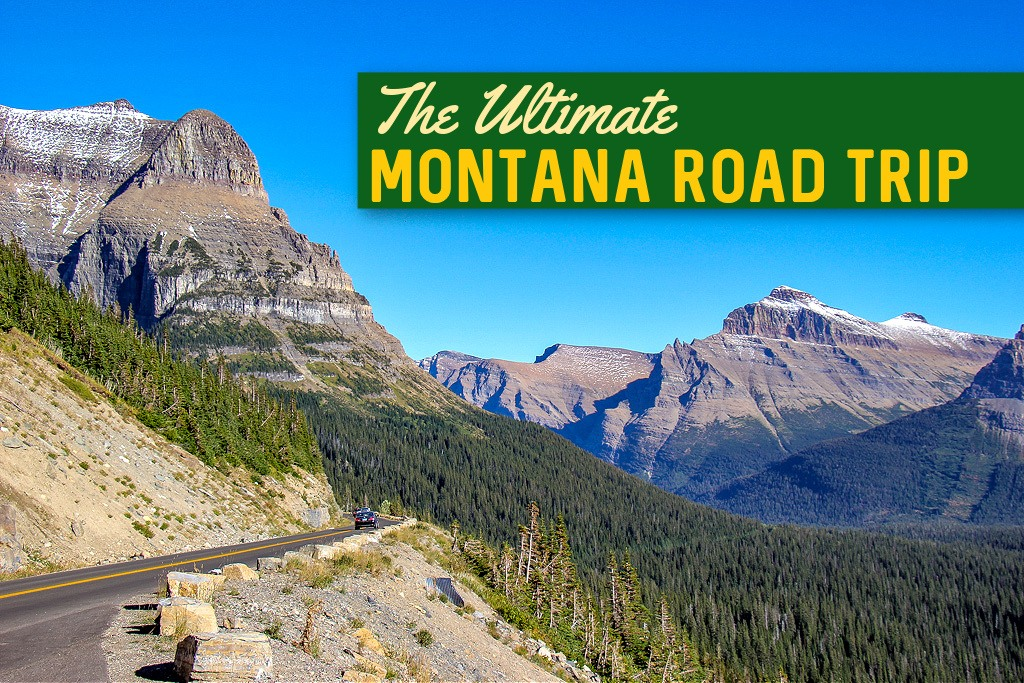 The Ultimate Montana Road Trip by JetSettingFools.com