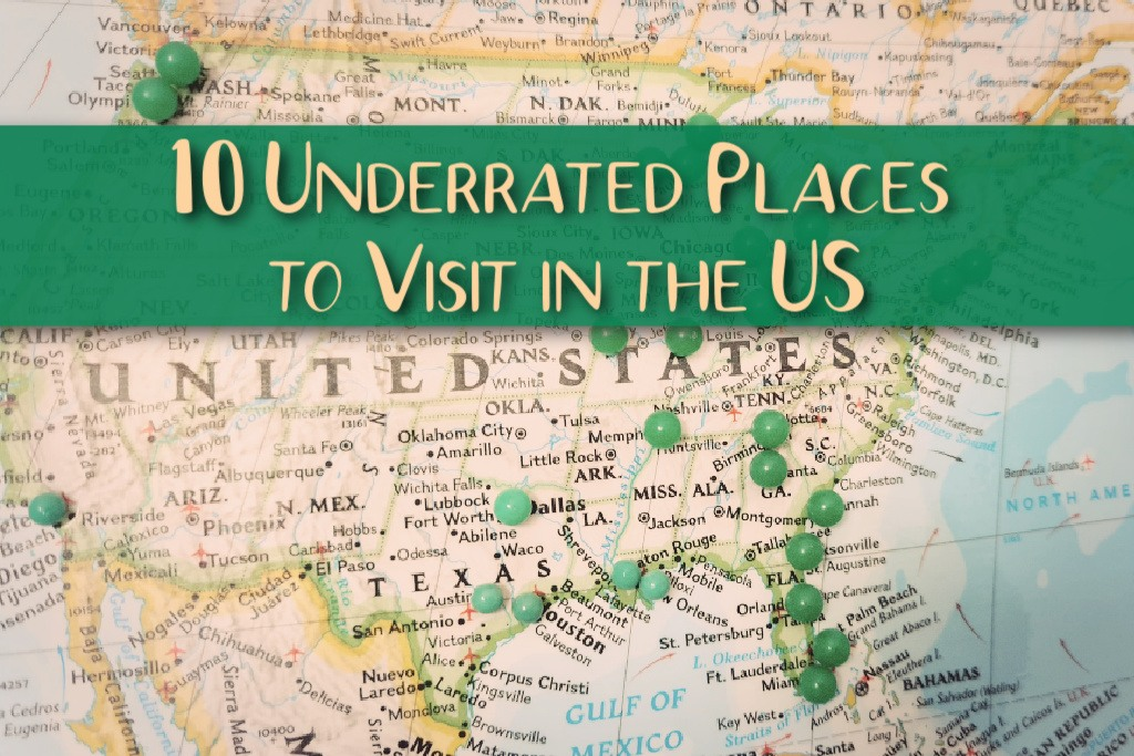10 Underrated Places to Visit in the US by JetSettingFools.com